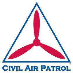 civil air patrol business cards triangles seal and emblem civil air patrol