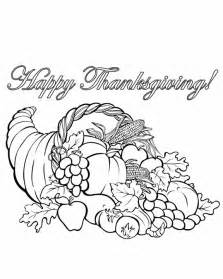 cornucopia coloring page cornucopia coloring pages to print coloring pages