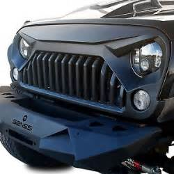 Jeep Angry Grill Upgrade Angry Bird Topfire Front Matte Grill Grille For
