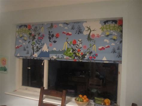 roman blind in ikea fabric jo hall curtains blinds