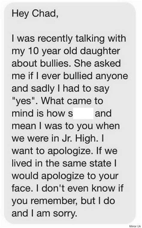 lettere di scuse insultato perch 232 dopo vent anni una lettera di scuse