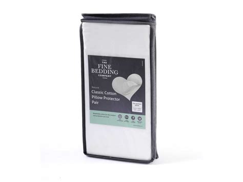 the bedding company the fine bedding company cotton mattress and pillow protectors