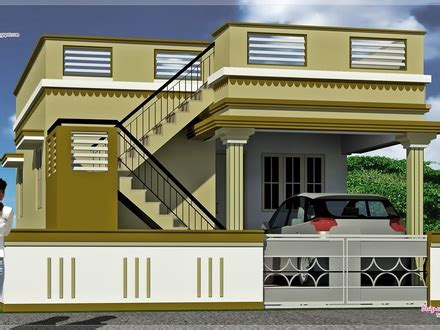 house front elevation designs for single floor house designs plan mexzhouse com