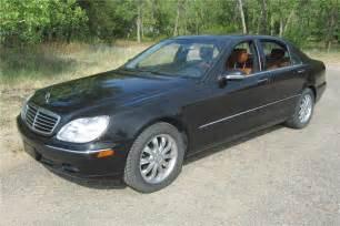 2000 S 500 Mercedes 2000 Mercedes S500 4 Door Sedan 113202