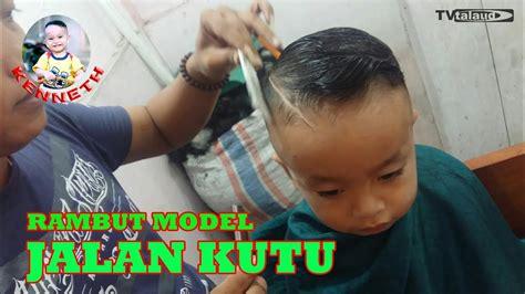 keren model rambut anak  youtube