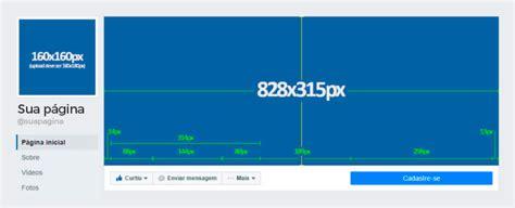 tamanho layout facebook novo tamanho para a capa das fan pages no facebook