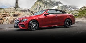 Mercedes E350 Cabriolet Review 2017 Mercedes E Class Cabriolet Review Caradvice