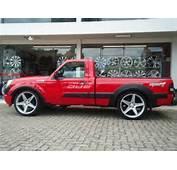 Ford Ranger Com Rodas Aro 22