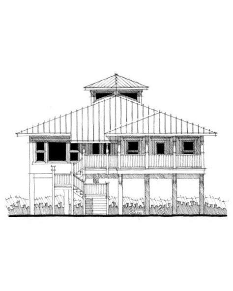 piling house plans amazingplans com house plan dt0067 sea grass beach