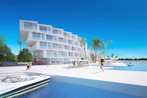 holiday appartments architects of invention s coral holiday apartments design