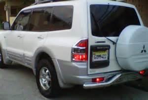 Mitsubishi Cara De Gato Yipeta Mitsubishi Montero Cara De Gato Limit 01