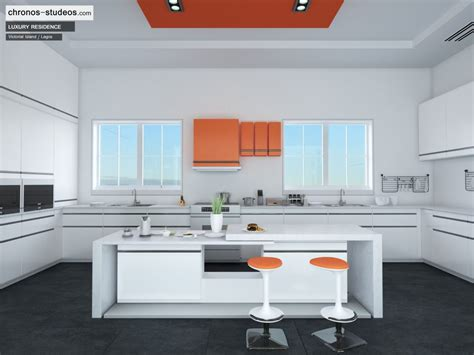 kitchens and interiors of a contemporary kitchen white
