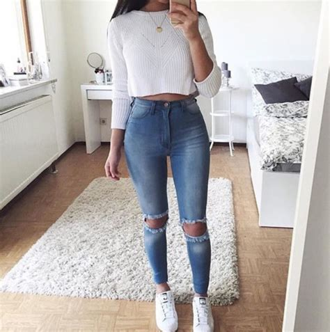 Hoodie Jaket Jumper White Religious White Putih Mirror shirt top white blue knitted crop top