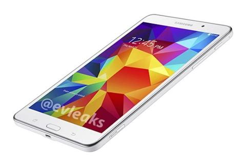 Tab 4 Samsung 7 Inch Second samsung galaxy tab 4 7 inch tablet images leak phonesreviews uk mobiles apps networks