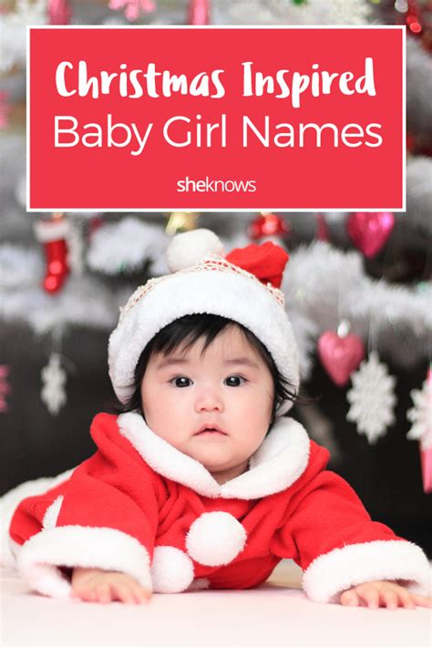 creative christmas nicknanes inspired baby names that are of magic