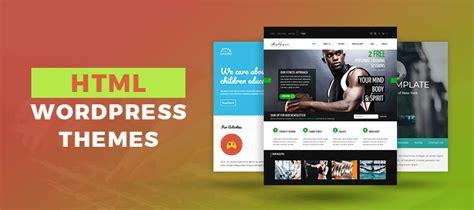 Html Themes Wordpress | 5 best html wordpress themes 2018 formget