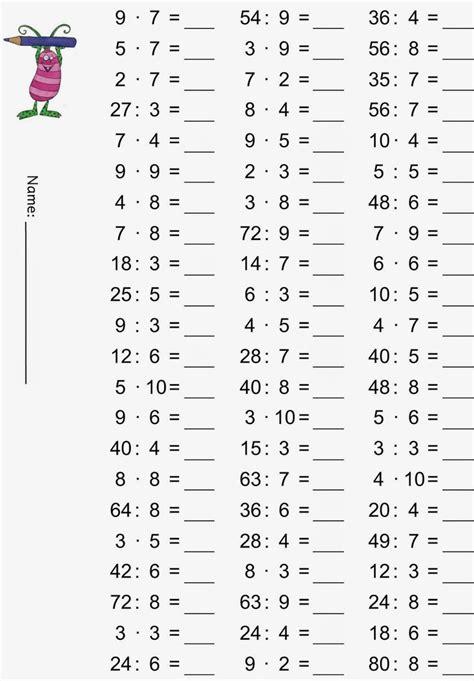 Muster Rechnung Nachhilfe 1000 Ideen Zu Mathematik 3 Klasse Auf Br 252 Che Und Teilaufgaben