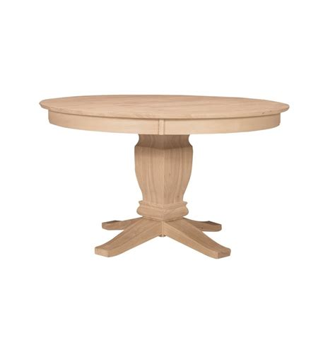 52 inch solid dining table unlimited furniture co