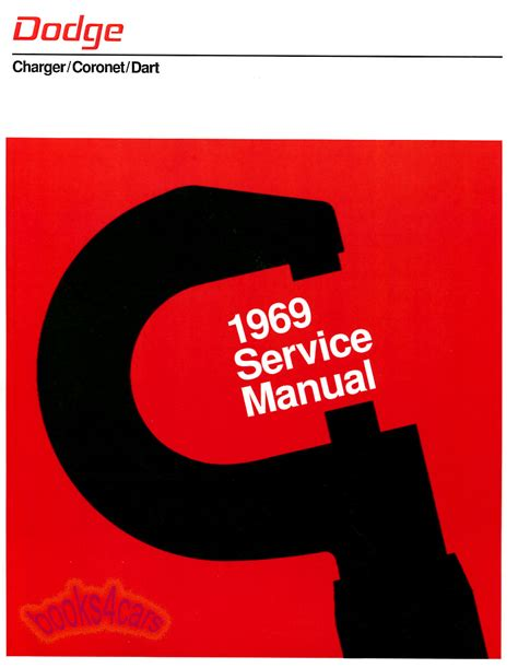 service repair manual free download 1969 dodge charger electronic throttle control shop manual dodge service repair 1969 book ebay