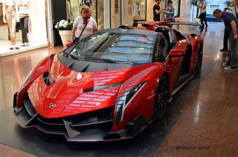 Lamborghini Veneno Roadster Owners Lamborghini Veneno Roadster Spotted In Bologna Gtspirit