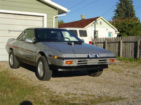 1986 subaru xt dean72 1986 subaru xt specs photos modification info at