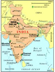 Map Of India With Cities by Travel O Rama Download Map India Cities