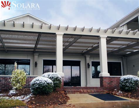 heavy duty patio covers solara patio cover gallery