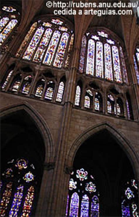 imagenes vidrieras goticas vidrieras del g 243 tico arteguias