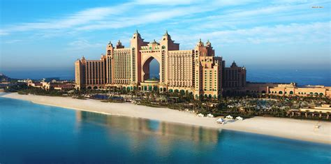 hotel atlantis atlantis hotel on the palm island dubai