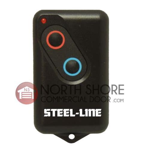 Steel Line Garage Door Owners Manual 2 Channel Steel Line 2211 L Tx Garage Door Remote