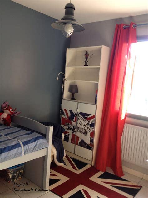 chambre londres ado une chambre d ado aux couleurs de deco