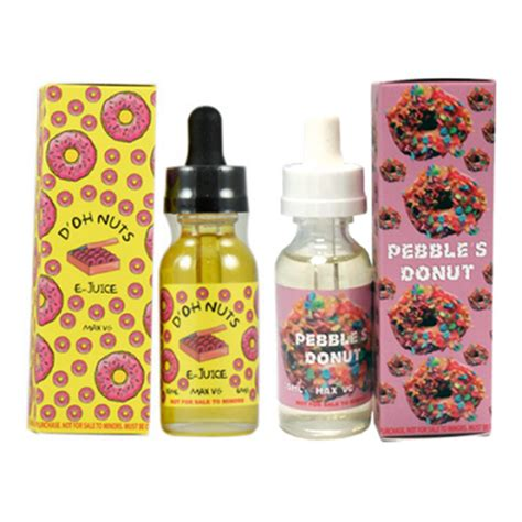 Vaporich E Liquid Vapor Vape Donuts wholesale vape supply us based wholesale vape supply
