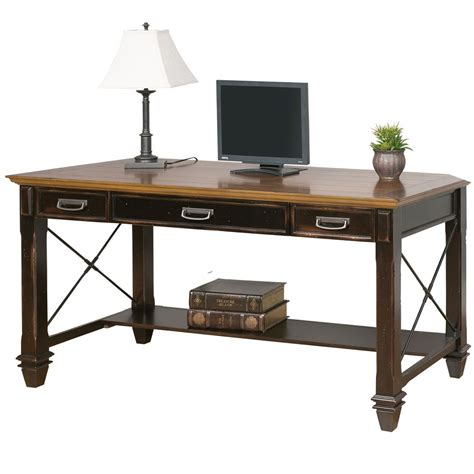 Office Trends On A Budget Rustic Charm Officefurniture Com Rustic Office Desks