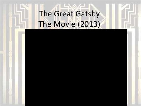 underlying themes of the great gatsby the great gatsby