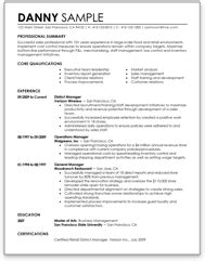 the best format for a resume always resume template styles resume templates myperfectresume
