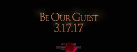 be our guest and the beast 2017 review