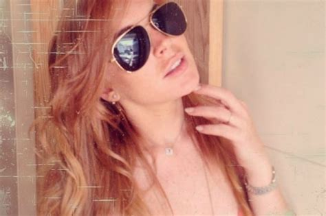 Lindsay Lohan Gets Fresh Extensions In Rehab by Lindsay Lohan New Website For A New Post Rehab