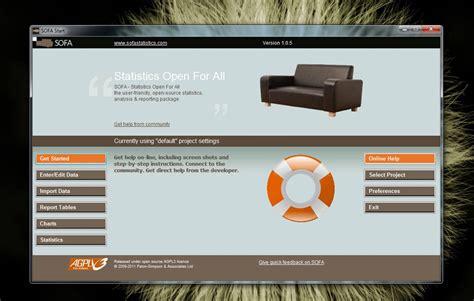 sofa statistics software sofa statistics software 28 images sofa statistics