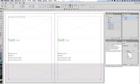 excel layout alle arbeitsblätter katalogerstellung mit indesign und excel