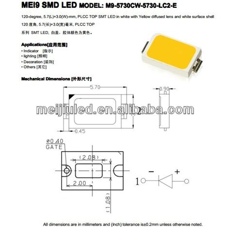 Led Smd 5730 0 5w Smd 5730 Led Buy Smd 5730 Led Smd 5730 Led Smd 5730 Led Product On Alibaba