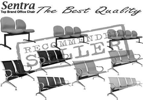 Kursi Besi Ruang Tunggu jual kursi tunggu besi alumunium bandara sentra office