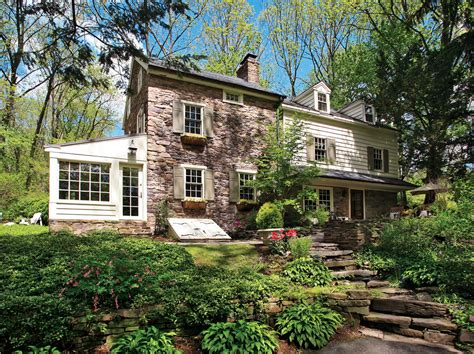 Bucks County Search Circa 1793 Fieldstone House Bucks County Pennsylvania Leading Estates Of The World