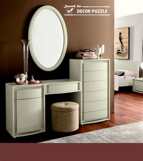 white contemporary dressing table most current contemporary dresser designs for modern