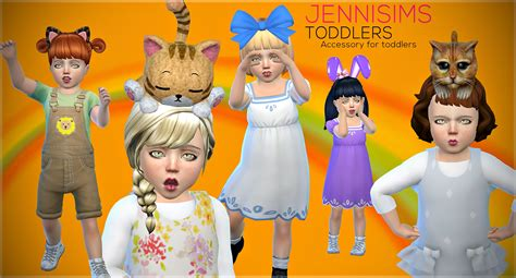 jennisims downloads sims 4 sets of accessory juice box jennisims downloads sims 4 accessories setstoddlers 5acc vol2