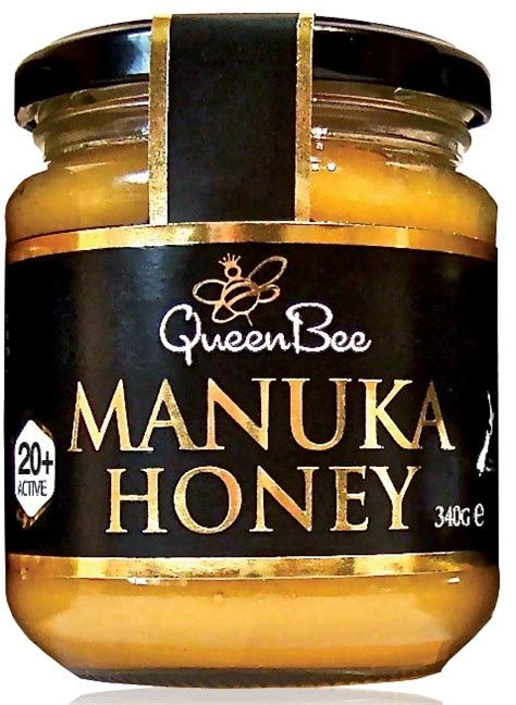 Top Five Honey Products by Bee Manuka Honey Top Usp Healthcare Limited