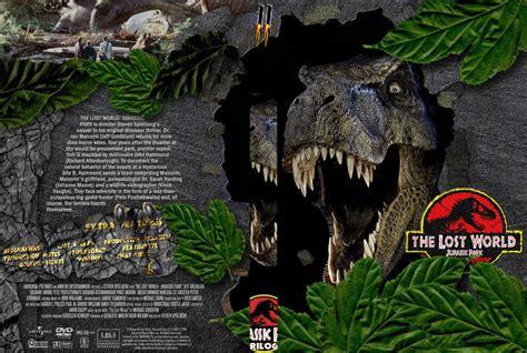 the lost world jurassic park the lost world jurassic park movie dvd custom covers
