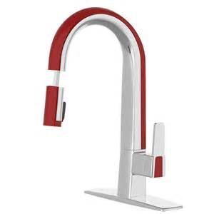 shop kitchen faucets shop cleanflo matisse chrome and 1 handle deck mount