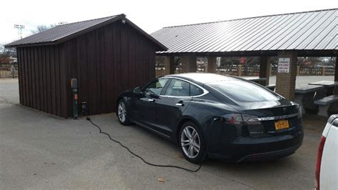 Tesla From Which Country Tesla Model S Cross Country Trip Without Many