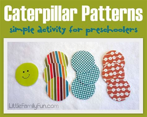 15 simple ways to teach patterns to preschoolers the 17 best images about teaching math patterns on pinterest