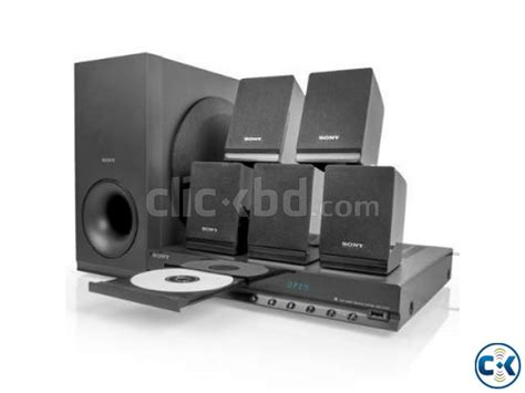 sony tz 140 home theater 300w clickbd